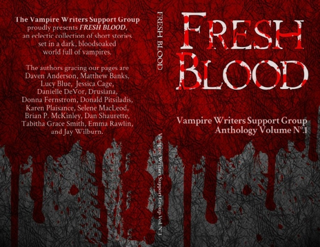 Fresh Blood Cover