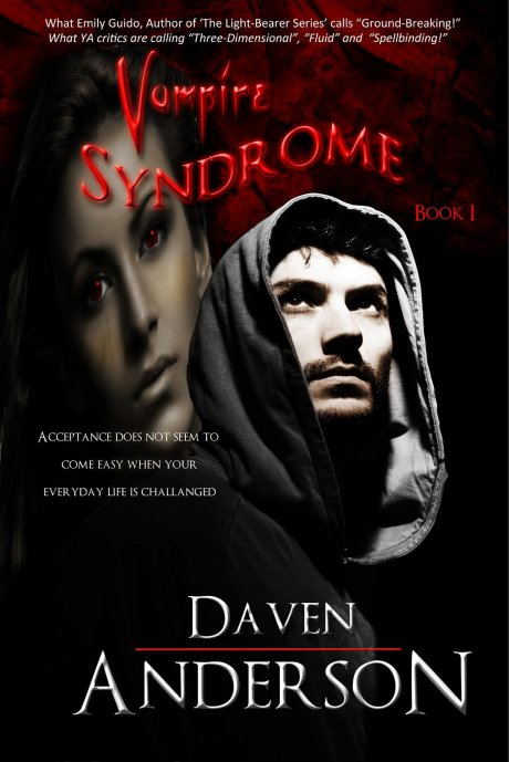 Vampire Syndrome Young Adult Cover