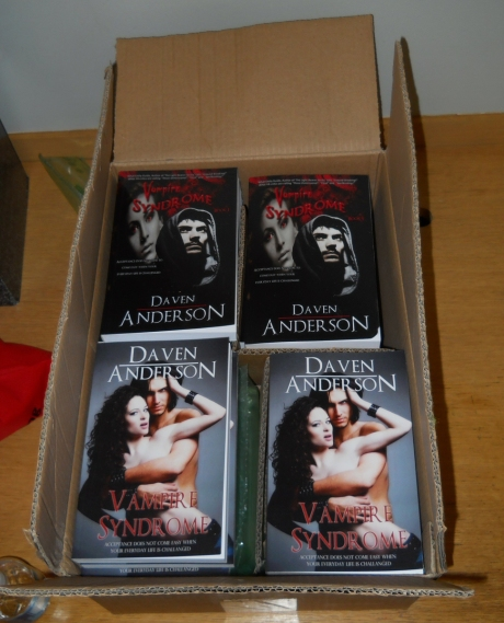 Vampire Syndrome Paperbacks