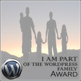 WordPress Family Award