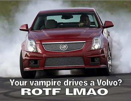Your Vampire meme
