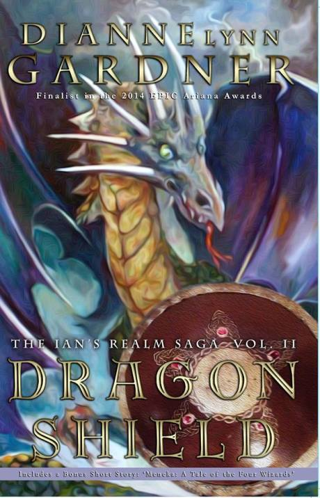 Dianne Gardner Ian's Realm II Dragon Shield