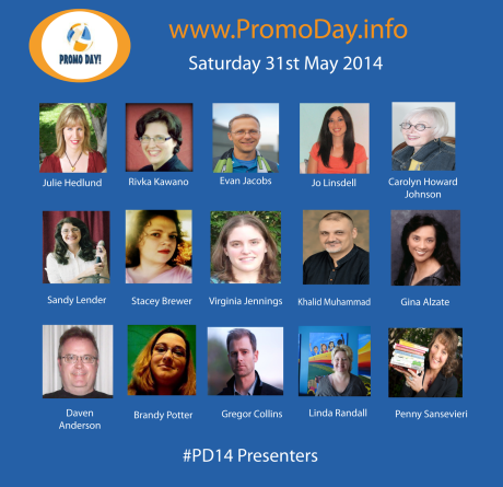 PD14 presenters