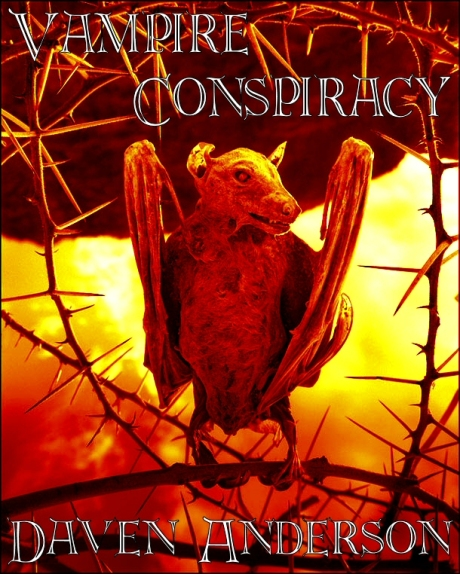Vampire Conspiracy DIY Cover
