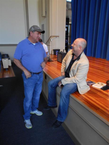 Joel and the Mayor of Boaz, Alabama