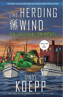 Cindy Like Herding The Wind Cover Small