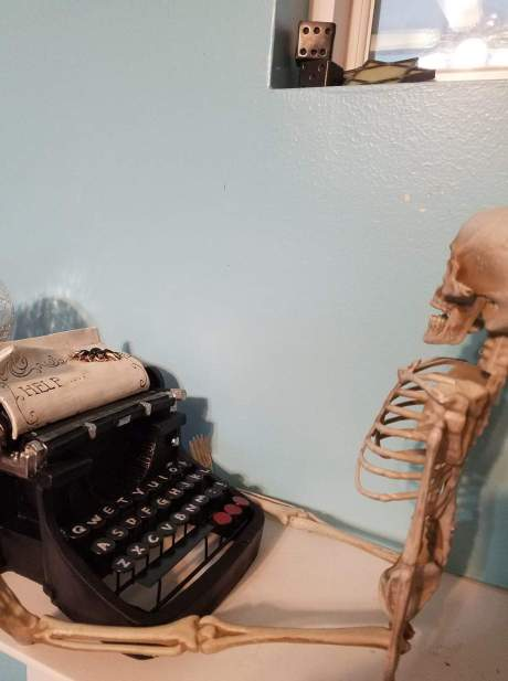 Skeleton Writer